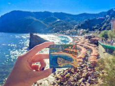 지중해를 품은 친퀘테레 Landscape Pictures, Grand Canyon, Nature, Travel, Scenery Paintings, Naturaleza, Viajes, Landscape Photos, Destinations