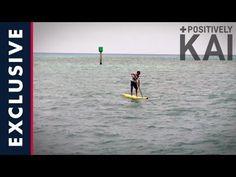 Positively Kai - 32 mile SUP race - One Man with Kai Bartlett Episode 14