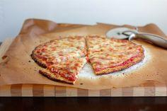 Guidance for a gluten free life: Pizza van 'bloemkooldeeg'
