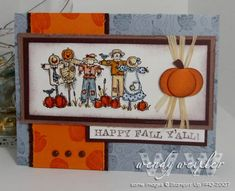 WMW Happy Fall Y'all! by Wendybell - Cards and Paper Crafts at Splitcoaststampers