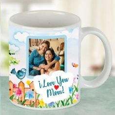 Presenting Photo Mugs - The Perfect Gifts for your loved once. Order now and make them feel special. Online Birthday Gifts, Online Gifts, Birthday Gift Delivery, Same Day Delivery Service, Buy Plants Online, Buy Cake, Online Florist, Cake Online, Buy Photos