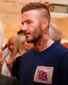 How To Get The New David Beckham Haircut