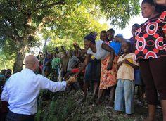 Ad Haiti un pannello