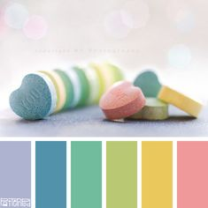 Sweet Treat #patternpod #patternpodcolor #color #colorpalettes