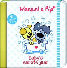 Woezel en Pip - Baby's eerste jaar