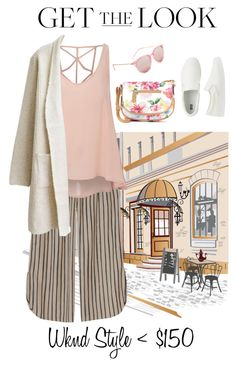 """""""Casual Wknd Style"""" by vntgdrms ❤ liked on Polyvore featuring Monki, Glamorous, Uniqlo, Apt. 9, Aéropostale and GetTheLook"""