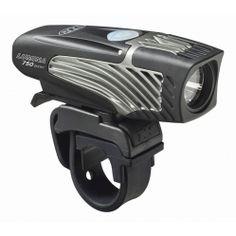 Niterider Lumina™  750 Boost első lámpa, 750 lumen, USB-ről tölthető, fekete