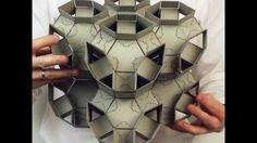 Harvard University researchers designed a paper shifting puzzle that's i...