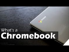 ▶ What is a Chromebook - Explained - YouTube
