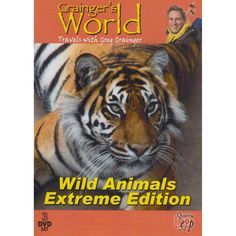 Wild Animals - Triple DVD - Click Picture for details