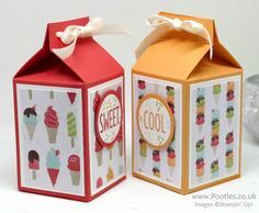 Stampin' Up! Demonstrator Pootles –Cool Treats Yankee Candle Jar Box Happy Friday everyone! Anyone else desperate for a bit of heat and warmth in their lives? My Australasian friends, …