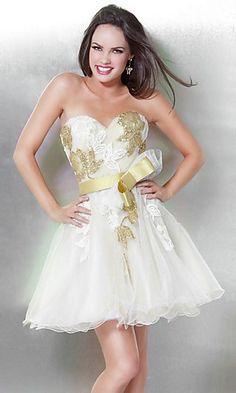 if you are more on the classy side, or are going to something formal, suggest you wear this dress