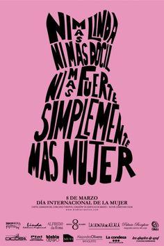Feliz Dia Mujer
