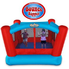 "Blast Zone 8 foot x 8 foot Bouncer - Blast Zone - Toys ""R"" Us"