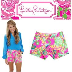 "Lilly Pulitzer IceCreamSocial Callahan Short SZ.00 TF20 – Lilly Pulitzer Callahan Short, Neon Floral - The classic Callahan Short from Lilly is one of our year-after-year best-sellers because of its flawless fit, consistent quality and unstoppable versatility. The cotton poplin fabric absorbs color vividly and will never fade, no matter how many times you loyally wear them.  The 5"" inseam is perfect - not too short, not too long and the classic shape fits to flatter. - Fit true to size…"