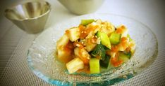 レシピ本掲載&Cニュース掲載感謝!コロコロの野菜が可愛いさっぱりおつまみ。火を使わずに一品。日本酒や焼酎好きさんにも♪