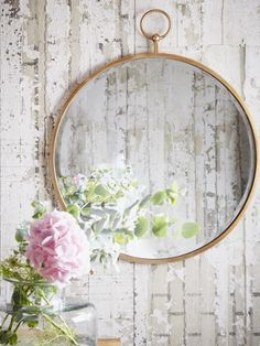 Copper patina mirror lifestyle purchased from Holly's House London in 2014
