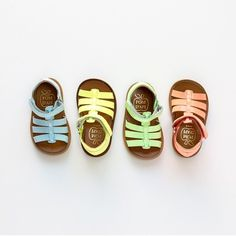Sandalitas varios colores