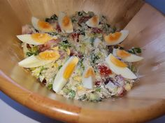 Cobb Salad, Potato Salad, Potatoes, Ethnic Recipes, Koti, Red Peppers, Potato