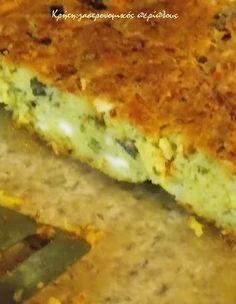 Εύκολη, γρήγορη και πολύ νόστιμη!   Έχετε μετρήσει ποτέ πόσες συνταγές υπάρχουν με βασικό συστατικό τα κολοκύθια; Αυτό το λαχανικό που αφθονεί όλο το καλοκαίρι στη χώρα μας (και ό… Greek Recipes, My Recipes, Cooking Recipes, Greek Pastries, Bake Zucchini, Savoury Baking, Savoury Pies, Savory Tart, Quick Snacks