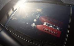 F430 Engine Bay | DuronAutomotive