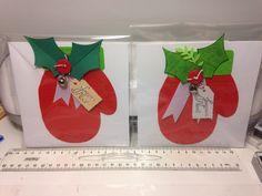 Moufle de Noël Made By Lyly