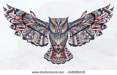 owl drawing - Google-søk