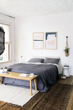 Mid-century modern bedroom ideas to get you to redecorate your home today! | www.essentialhome.eu/blog