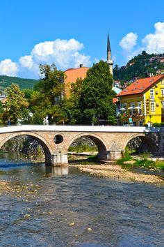 The Latin Bridge - Sarajevo, Bosnia Herzegovina