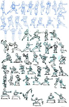 If you kung fu. Kung Fu Martial Arts, Chinese Martial Arts, Martial Arts Workout, Art Poses, Drawing Poses, Drawing Tips, Martial Arts Techniques, Art Techniques, Marshal Arts