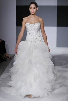 Isaac Mizrahi for Kleinfeld Bridal Fall 2012