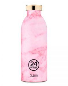 Acero inoxidable isolierflasche botella botella de agua con camisa thermoflasche