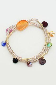 Women's Crystal Fashion Bracelets   Jewelry Accessories   Emma Stine Limited