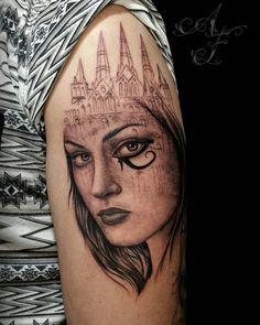 Tattoo Artist @Empire Tattoo Boston MA #tattoo #bostontattoo www.empiretattooinc.com