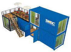 Resultado de imagen para Shipping container hotel