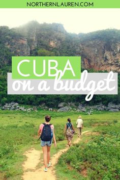 Everything you need to know for travelling to Cuba on a budget, including tips, tricks and all the best, most underrated and cheapest places to visit! Travel in the Caribbean.
