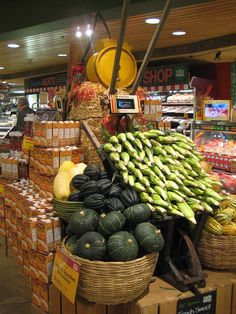 Thanksgiving Merchandising 2011 by Whole Foods Market West Vancouver, via Flickr