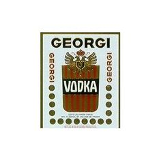 Georgi Vodka  200ML