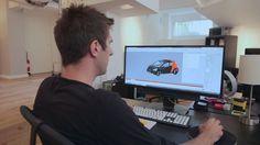 Making of Peugeot 208 GTi by Unit ImageComputer Graphics & Digital Art Community for Artist: Job, Tutorial, Art, Concept Art, Portfolio