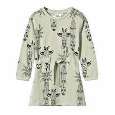 $25.66 (Buy here: https://alitems.com/g/1e8d114494ebda23ff8b16525dc3e8/?i=5&ulp=https%3A%2F%2Fwww.aliexpress.com%2Fitem%2FKids-Autumn-Winter-Animal-Owl-Print-Party-Dresses-For-Girls-Elastic-Waist-Band-Children-Vestido-Infantil%2F32714656120.html ) Mini Rodini Kids Autumn Winter Animal Owl Print  Dresses For Girls  Elastic Waist Band Children Vestido Infantil Floral for just $25.66
