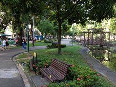Praça Batista Campos - Belém, PA