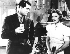 "Cary Grant and Irene Dunne in a scene from the movie ""The Awful Truth."" ----The Really Awful Truth About Climate Change"