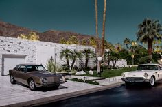 Tom Blachford Captures The Retro Heritage Of Palm Springs