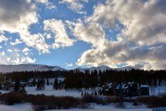 Tenmile Range, Breckenridge, Colorado