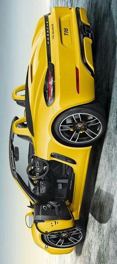 Porsche 718 by Levon