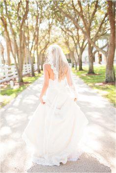 Sara Gabriel 'Melanie' veil | J Photography