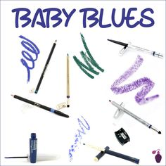 Baby Blues: 6 Blue Eyeliner Picks | Eau Talk - The Official FragranceNet.com Blog