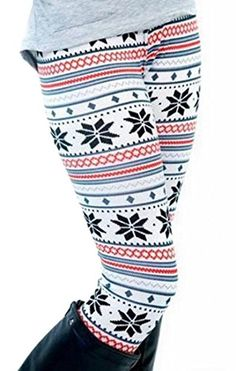 Coolred Womens High Waisted Leggings Print Slimming Stretch Yoga Pant As Picture OS >>> Details can be found by clicking on the image. (Note:Amazon affiliate link)