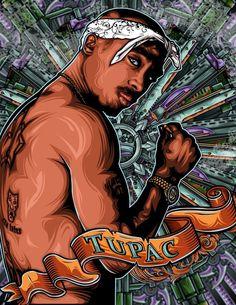 Tupac in 2020 Arte Do Hip Hop, Hip Hop Art, Tupac Shakur, 2pac Wallpaper, Wallpaper Desktop, Tupac Videos, Arte Cholo, Tupac Art, Arte Dope