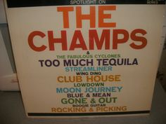 Stereo Spectrum 1962 The Champs and The Fabulous by AJRECORDS, $9.99